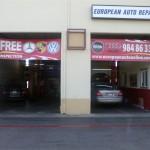 Plumbing at European Auto Repair Sunnyvale, CA
