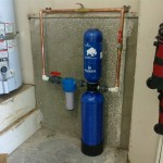 Fremont Plumber installed aquasana water filtration system