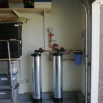 Fremont Plumber - Installation of Pelican Water softener and filter combo