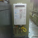 Oakland - Noritz tankless water heater NR98-ODNG