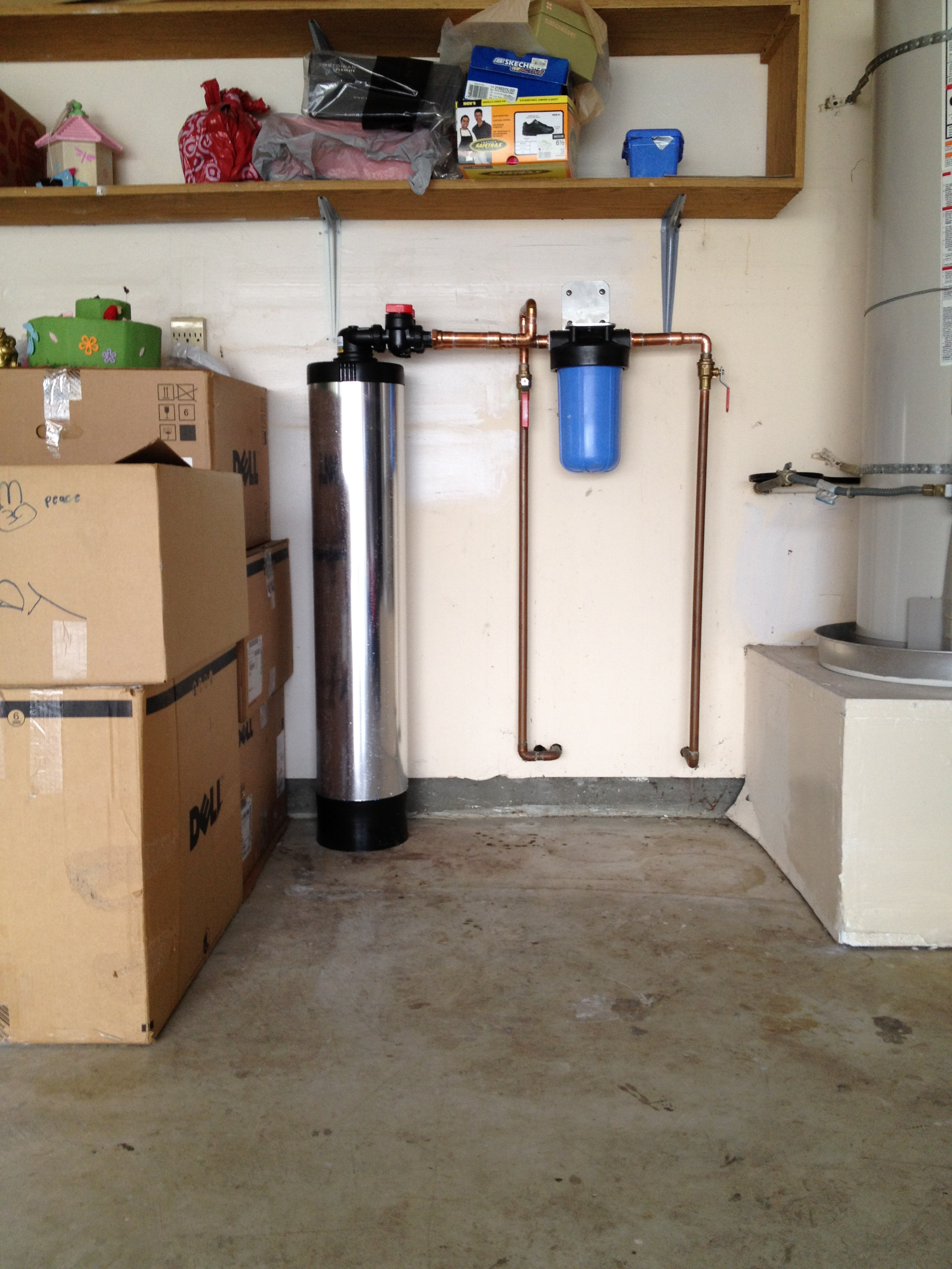 Water Softeners Amp Filtration Systems Water Softener