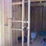Bathroom Remodel shower valve