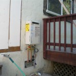 San Jose,CA tankless installation