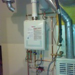 Walnut Creek - Noritz tankless water heater NRC 111