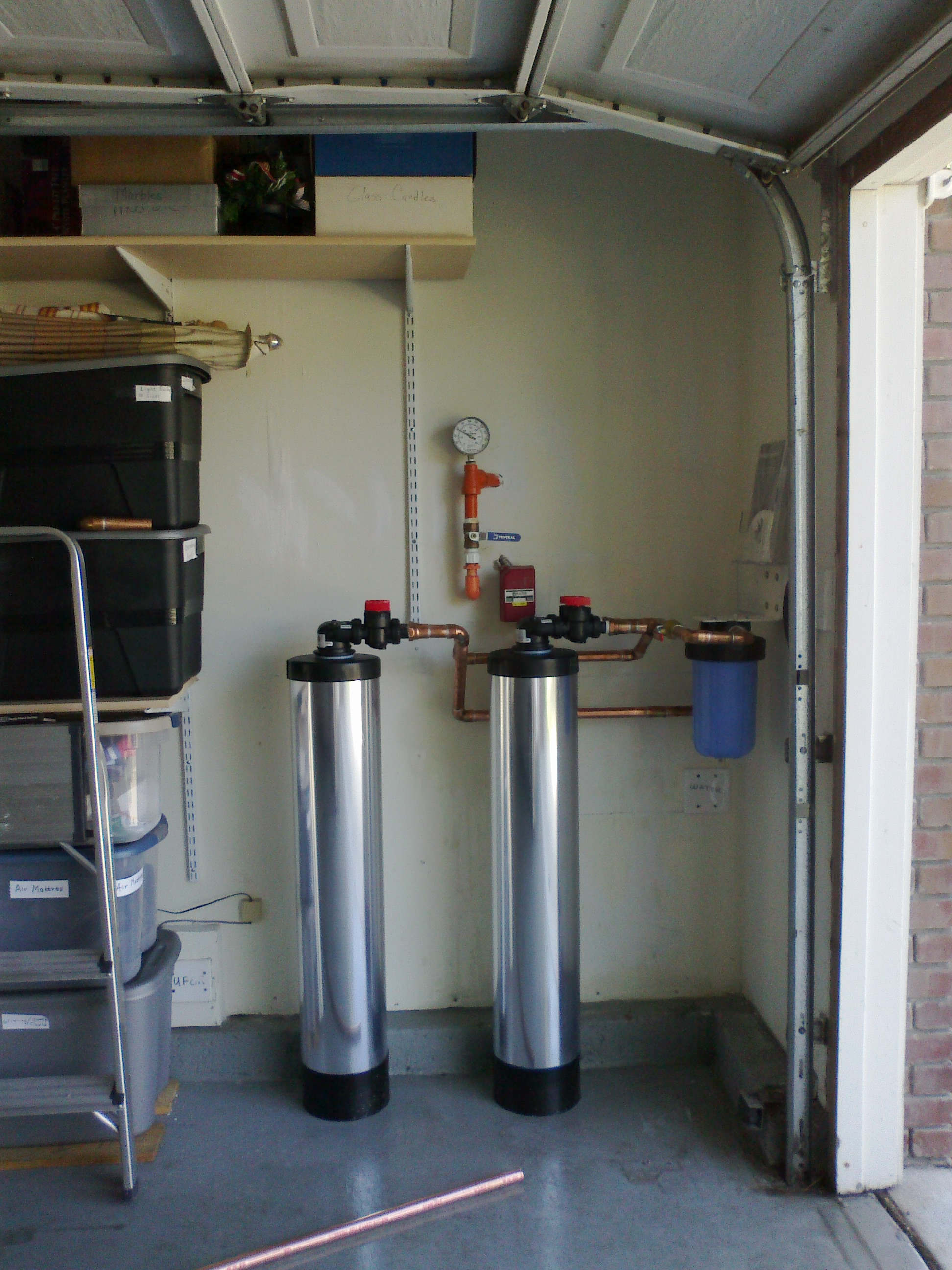 Water Treatment And Tankless Water Heaters San Antonio Tx