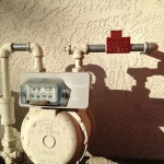Earthquake shut off valve - Gas